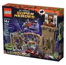 LEGO BATMAN - CLASSIC BATCAVE 76052 (RETIRED SET) - WITH VEHICLES - *NO FIGURES*