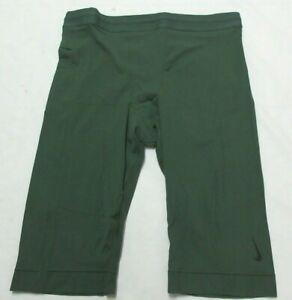 Nike Trainning Yoga  3/4 Green Men's Pants Size 4XL