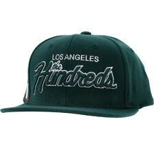 The Hundreds Team Two Snapback Cap (forest green)