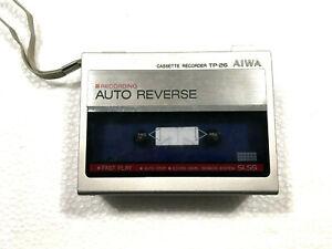 AIWA TP-26 cassette recorder.  Made in Japan. SLSS walkman