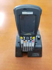 PSION TEKLOGIX Workabout Pro 7525C-G1 Scanner with Cradle WA4003-G2