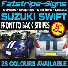 SUZUKI SWIFT STRIPES GRAPHICS STICKERS DECALS SPORT SZ-R 1.3 1.4 1.5 1.6 D