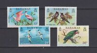 S16765) Bahamas MNH New 1974 Birds 4v