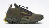 Reebok Lifestyle ZIG KINETICA EDGE Army green shoes FV3836