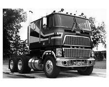 1978 Ford CL 9000 Diesel Truck Photo Poster zub3820-L9YW21