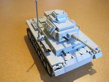 Lego WW2 GERMAN Vehicle PANZER III ausf. J TANK Artillery NEW