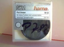 Hama Polarisationsfilter linear mit 52 cm Gewinde - neuwertig