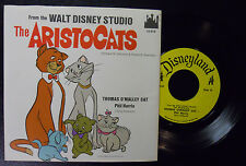 VINTAGE! 1970 Walt Disney Studio Record-The Aristocats