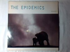 SHANKAR & CAROLINE The epidemics lp GERMANY STEVE VAI ECM