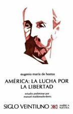 America: La Lucha Por La Libertad (Paperback or Softback)
