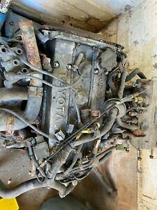 Toyota Corolla AE82 Twin Cam GT 4AGE TVIS Engine 4A-GE