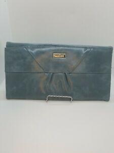 Miche Classic Shell Smokey Blue Faux Leather