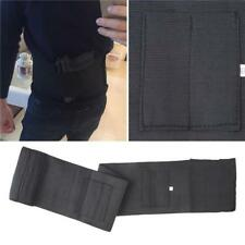 Tactical Elastic Concealed Carry Belly Band Waist Pistol Gun Holster Mag Pouch O