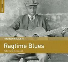 The Rough Guide To Ragtime Blues - Various (NEW CD)