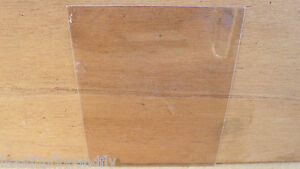 """REPLACEMENT MICA INSPECTION WINDOW SHEET 3 1/16"""" x 3 7/8"""" 77mm x 98mm OMNI 15"""