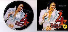 Elvis Presley CD 4 Vegas Trumps (unreleased tracks) - Live in Las Vegas 1974