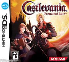 Castlevania Portrait of Ruin (Nintendo DS, 2006) BRAND NEW