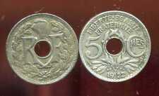 5 CENTIMES   LINDAUER  1922 POISSY