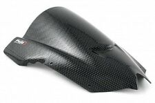 Puig Racing Windscreen for 2008-2015 Suzuki GSX-R1300 Hayabusa Carbon / 4826C