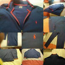 Mens Polo Ralph Lauren Track Suit 2xlT