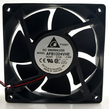 AFB1224VHE 24V 0.57A 12cm 12038 2-wire Inverter Airflow fan