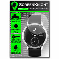 ScreenKnight Withings Steel HR 40mm SCREEN PROTECTOR Invisible Shield