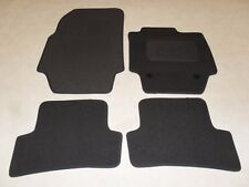 Renault Captur 2013-on Fully Tailored Deluxe Car Mats in Grey with Grey Trim