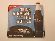 2000 Beer Coaster ~*~ GUINNESS Draught Stout ~ Rocket Widget: A New Way to Drink