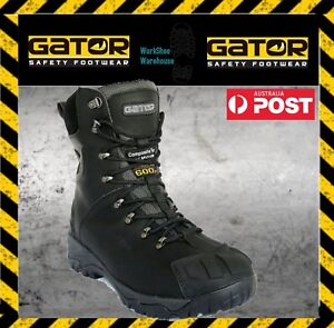 Gator 'Polar' GP2404 Cool Room & Freezer Boot. Safety Toe Cap. WATERPROOF!