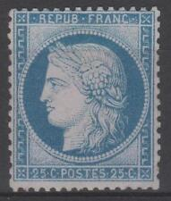 """FRANCE STAMP TIMBRE N° 60 A  """" CERES 25c  BLEU TYPE I """" NEUF x TTB   M936"""