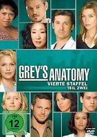 Grey's Anatomy: Die jungen Ärzte - Vierte Staffel, Teil Z... | DVD | Zustand gut