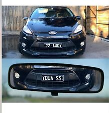 Personalised Number Plate registration plate YOUASS 22AUOY