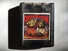 Country Joe Fish Electric Music 4 Track Cassette Tape Cartridge Muntz  TESTED