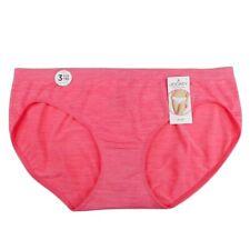 Jockey Panties Womens Size 9 Pink Seamfree Stretch Smooth and Shine Bikini New