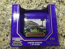 Kyle Petty #42 Mello Yellow Nascar Brickyard 400 Edition Racing Champions Ltd