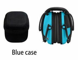 Electronic Earmuffs Ear Protection Anti-Noise Ear Defenders Shooting Music Woman