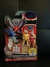 Power Rangers Legendary Key Pack -  In Space - Blue, Yellow & Red