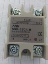 SSR-25DA-H SSR25DAH 1PCS NEW FOTEK Solid state Relay free shipping plcbest