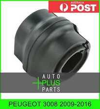 Fits PEUGEOT 3008 2009-2016 23mm Bush For Front Sway Bar Stabiliser Bush Rubber