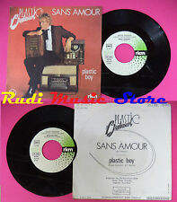 LP 45 7'' PLASTIC BERTRAND Sans amour Plastic boy 1980 france RKM no cd mc * dvd