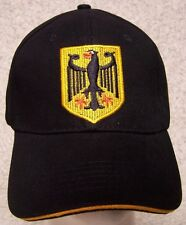 Embroidered Baseball Cap International German Eagle NEW 1 hat size fits all