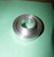 10 25pcs 12-1.25 12mm CASTLE NUT PLAIN or YELLOW ZINC ATV AXLE NUT din 935 5