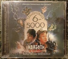Transylvania 6-5000 & KORGOTH OF BARBARIA Soundtrack by Lee Holdridge LIMITED CD