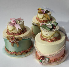 Katherine's Collection Chantilly Cake Box Christmas Ornament Marie Antoinette
