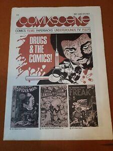 Comixscene #4 1973