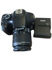 Canon EOS Rebel T3 Digital SLR Camera - Black (Kit w/ EF-S 18-55mm IS II Lens)