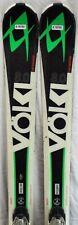 14-15 Volkl RTM 8.0 Used Men's Demo Skis w/Bindings Size 165cm #819788