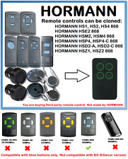 Hormann HSE2 868 Universal Remote Control Duplicator 868.35 MHz.