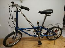 Dahon Vintage Folding Bicycle 5 speed w/ Carry Rack
