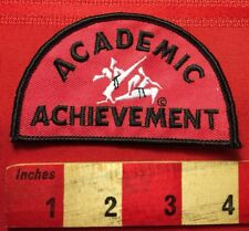 Martial Arts ACADEMIC ACHIEVEMENT Patch S70W